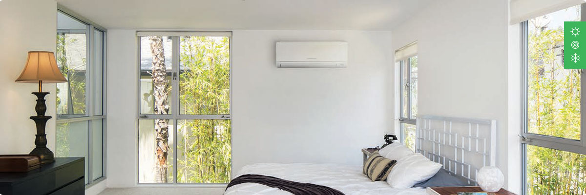 Комплексное решение ОВиК для 2-комнатной квартиры