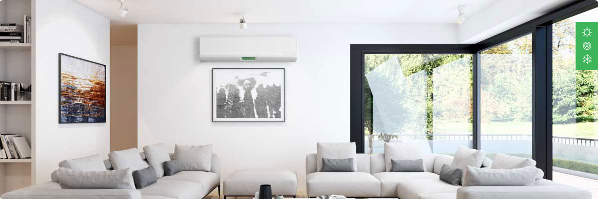 Комплексное решение ОВиК для 3-комнатной квартиры