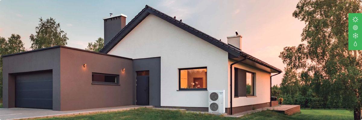 Комплексное решение ОВиК для частного дома до 100 м²