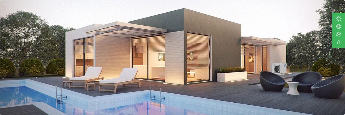 Комплексное решение ОВиК для частного дома до 250 м²