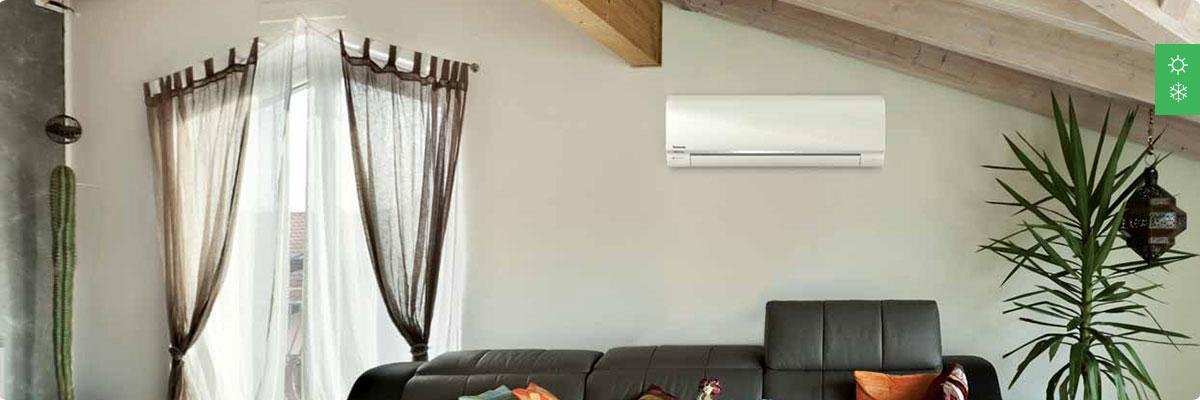 Система кондиционирования для 3-комнатной квартиры