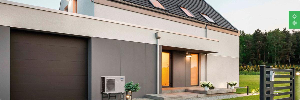Система кондиционирования для частного дома до 100 м²