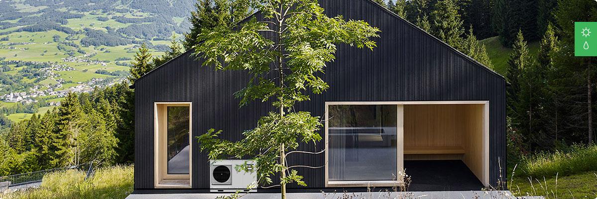 Система отопления для частного дома до 100 м²