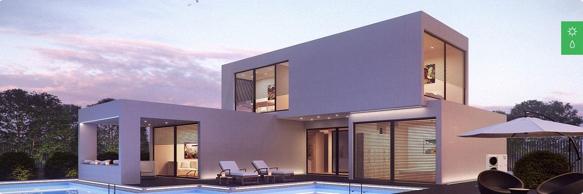 Система отопления для частного дома до 250 м²
