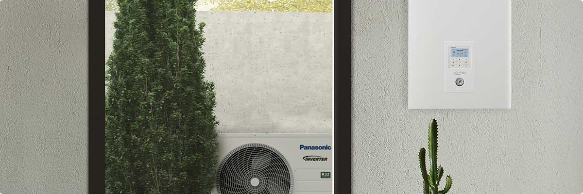 Серия Panasonic Aquarea T-CAP