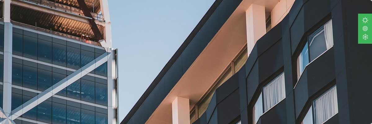 Комплексное решение ОВиК для офисного помещения до 500 м²