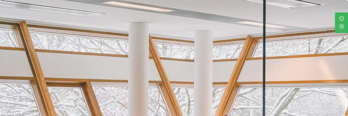 Система отопления для офисного помещения до 200 м²