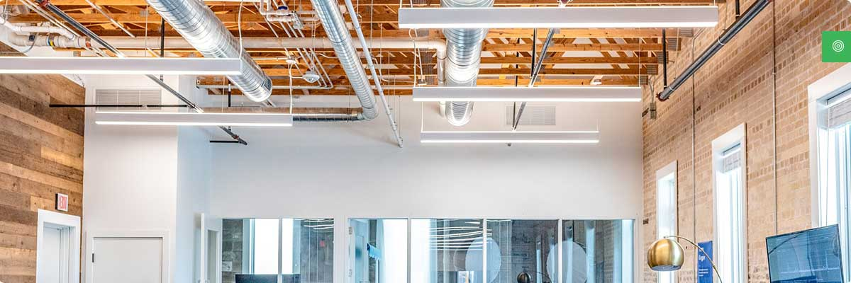 Система вентиляции для офисного помещения до 200 м²
