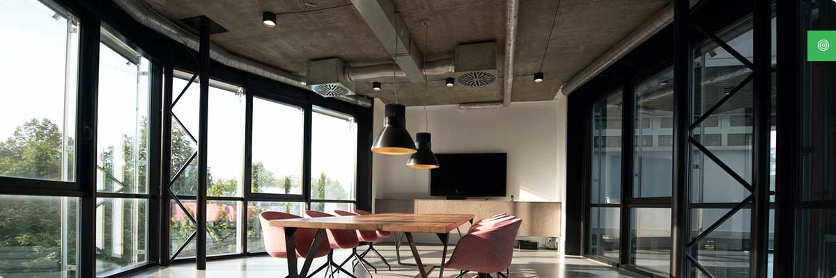 Система вентиляции для офисного помещения до 500 м²