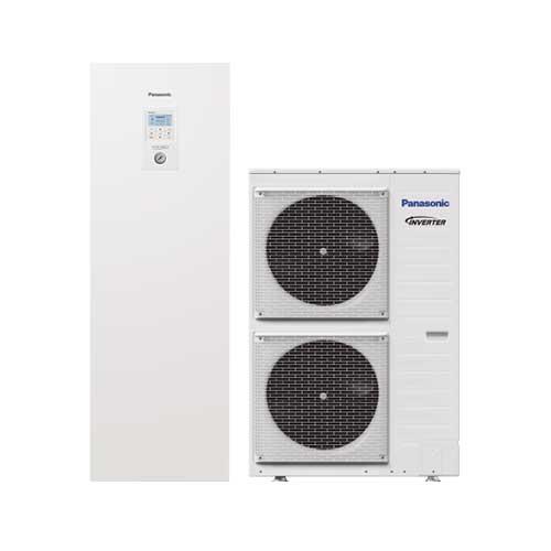 Panasonic Aquarea T-CAP All in One