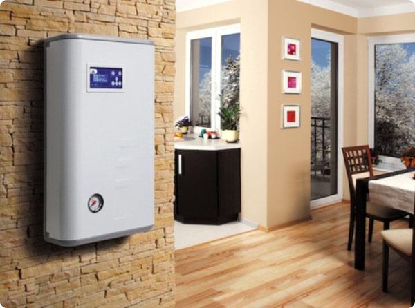 Автоматизированное отопление электрокотлом