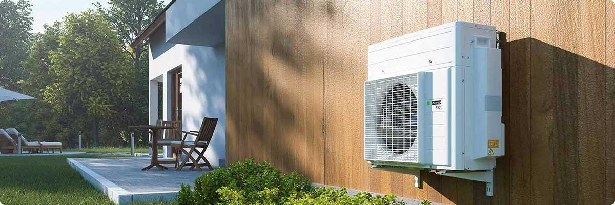 Тепловой насос как система отопления для частного дома