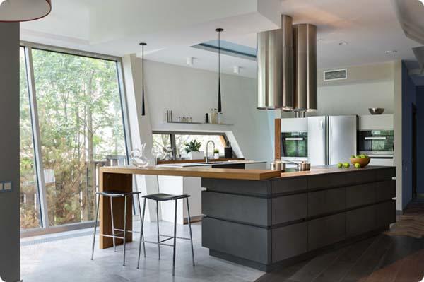 Вентиляция кухни в частном доме