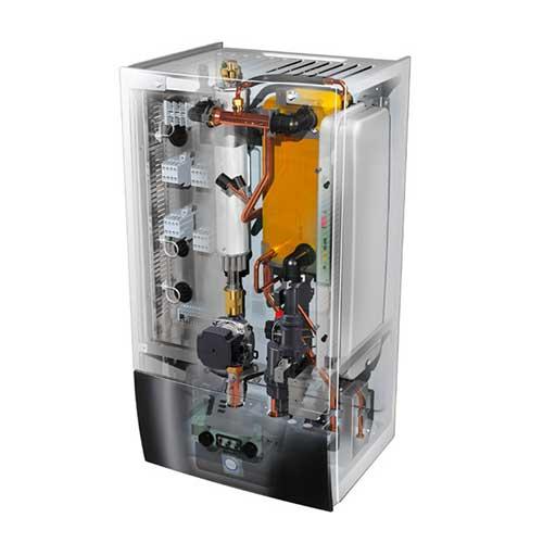 Низкотемпературная система отопления Daikin Altherma